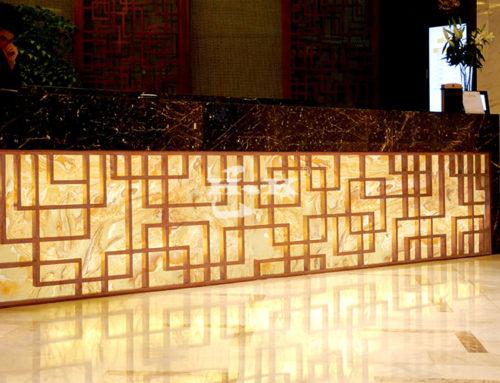 人造玉石板不同形态所象征的意义是什么?